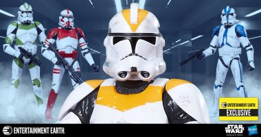 The Grand Army of the Republic: Meet the 212th Attack Battalion Clone Trooper
