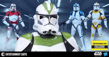 The Grand Army of the Republic: Meet the 442nd Siege Battalion Clone Trooper
