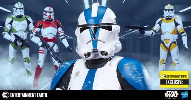 The Grand Army of the Republic: Meet the 501st Legion Clone Trooper