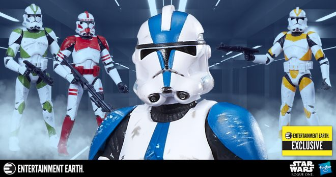 The Grand Army Of The Republic Meet The 501st Legion Clone Trooper