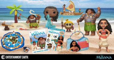 Get the Latest Moana Collectibles