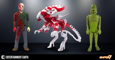 Get Your Hands On These NYCC Exclusive ReAction Figures While You Can