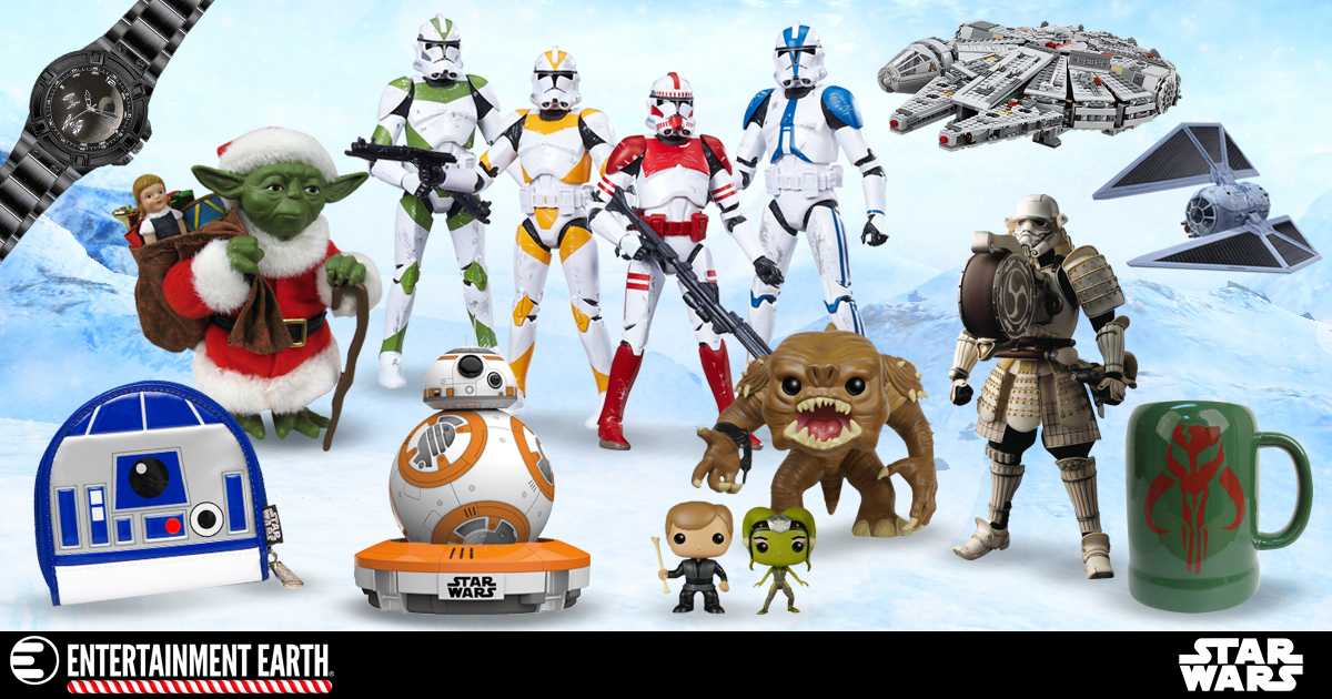 Star Wars Holiday Gifts