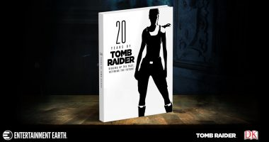 Review: 20 Years of Tomb Raider is a Comprehensive Work of Art