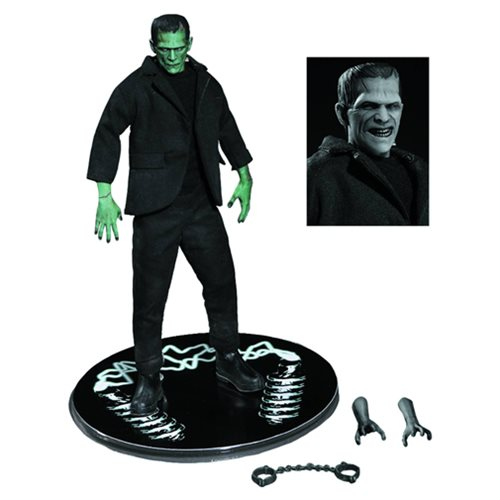 Universal Monsters Frankenstein Color Version One:12 Scale Collective Action Figure - Previews Exclusive