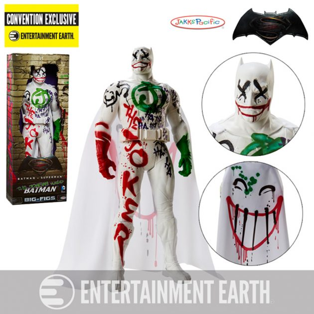 Batman v Superman: The Jokers Wild Batman 19-Inch Big Figs(TM) Action Figure - Convention Exclusive
