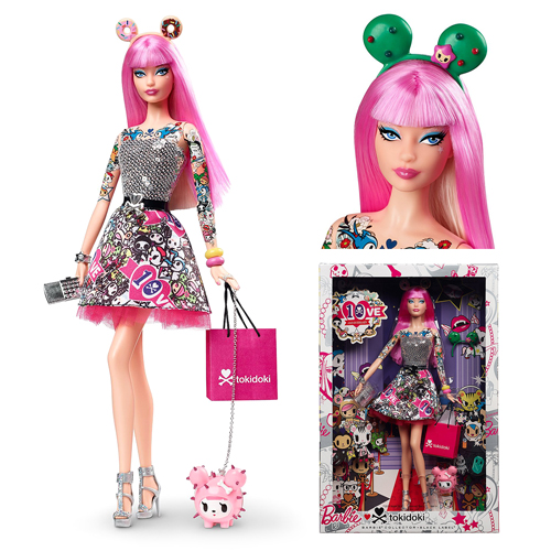 Barbie Tokidoki 10th Anniversary Doll