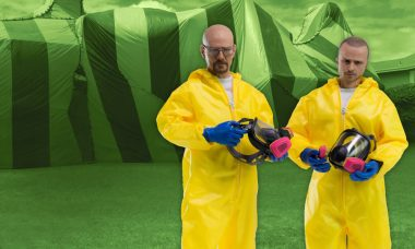 Time to Get Cooking with These Realistic Breaking Bad Figures