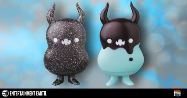 You'll be Weirded Out by Babababa Sofubi Figures