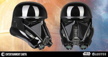 Become Death Itself with Death Trooper Helmet Prop Replica