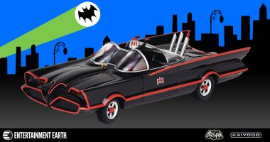 Holy Traffic Jam, Batman! This 1966 Batmobile Is Sure to Turn Heads