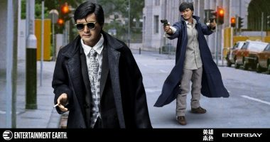 Amazing Action Figure brings Extraordinary Detail to Chow Yun-Fat