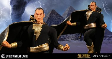 Black Adam Commands Respect in New One:12 Collective Action Figure