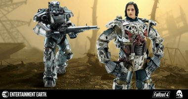 Threezero Fallout 4 T-60 Power Armor 1:6 Scale Action Figure