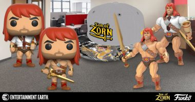 Son of Zorn gets the Funko Treatment