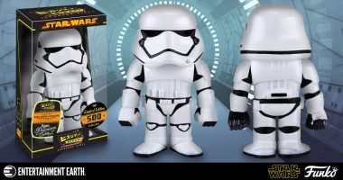 Join the First Order with this Stormtrooper Funko Hikari Figure