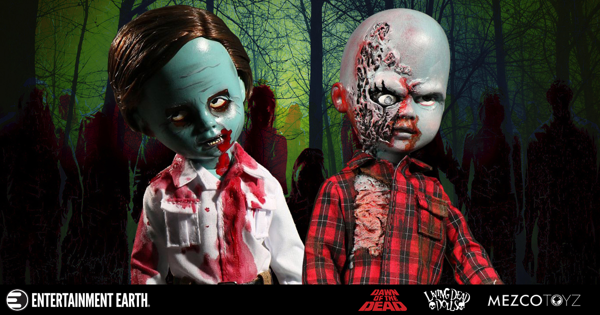 Living Dead Dolls Zombies