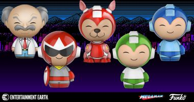 Mega Man looks Adorable as a Dorbz Vinyl Figure!