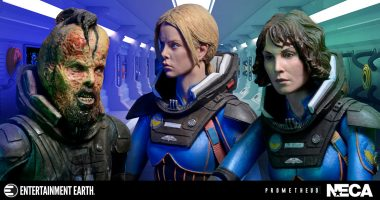 This Prometheus Trio Will Help Fill out Your Alien Crew