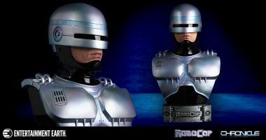 Getting This Ultimate RoboCop Collectible will be your First Directive