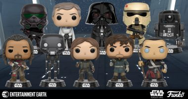 Get These Star Wars Rogue One Pop! Figures before the Film Comes Out