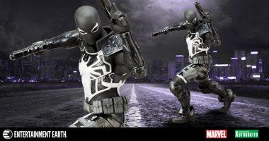 Former Baddie Venom Now Fights for Good as Agent Venom