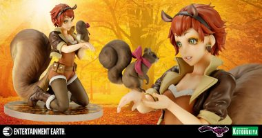 Marvel Fan Favorite Squirrel Girl Now a Bishoujo Statue