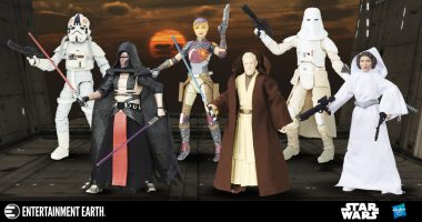 Hasbro's The Black Series Returns with a New Wave of Star Wars Figures