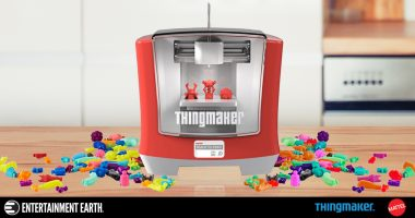Like Making Things? Have We Got the ThingMaker for You!