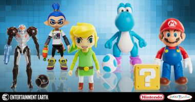 Wave 9 of the World of Nintendo Action Figures Is Almost Here!