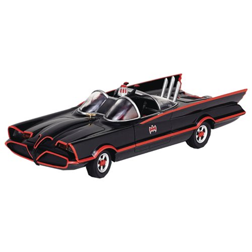 Batman Classic 1966 Movie 1:35 Scale Batmobile Vehicle