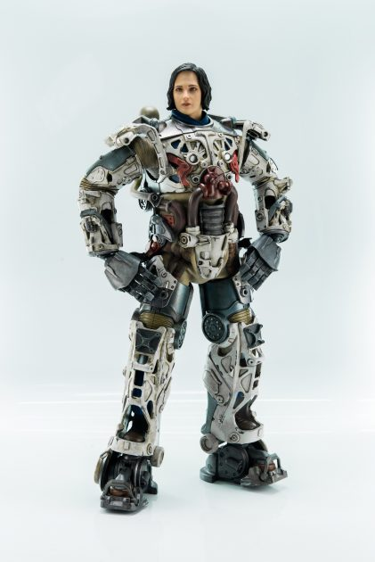 Fallout 4 T-60 Power Armor 1:6 Scale Action Figure