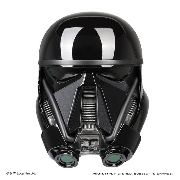 Death Trooper Helmet Prop Replica