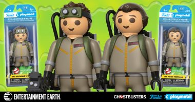 Who Ya Gonna Call? Funko x Playmobil Ghostbusters Action Figures