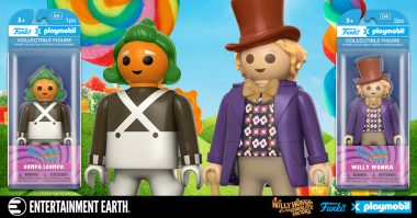 Funko and Playmobil Have Found the Golden Ticket