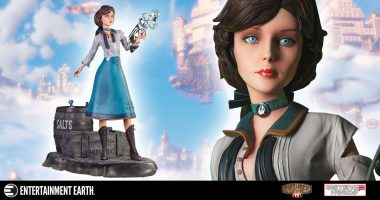 Travel Columbia with This BioShock Infinite Elizabeth Statue