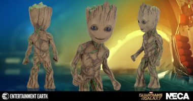 You Can Finally Bring Groot Home. Obviously.