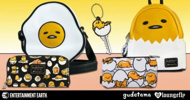 Get Your Hands on These Egg-Cellent Loungefly Gudetama Items