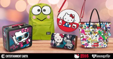 Become the Cat's Meow with These Loungefly Hello Kitty Products