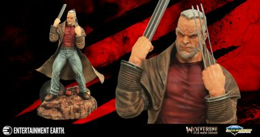 Old Man Logan Comes to This Universe in this Marvel Gallery Statue