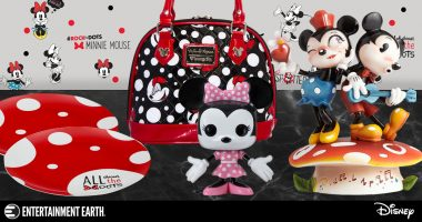 Rock the Dots with These Minnie Mouse Items