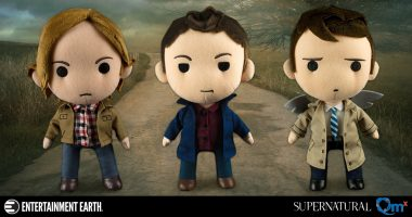 Adorable Supernatural Q-Pal Plush