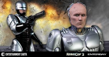 Dead or Alive, You're Going to be Blown Away by this Remote Control RoboCop Figure
