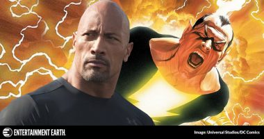 The Rock Confirms That Black Adam Is Getting a Solo Movie