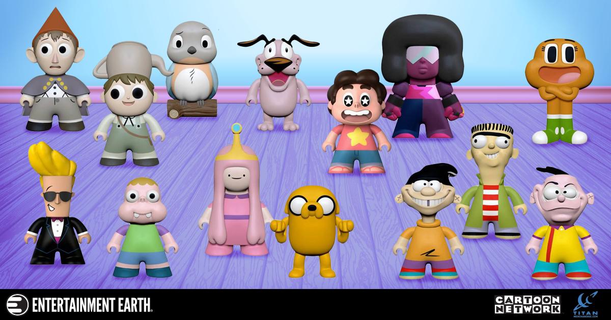 Cartoon Network Mini Titans Bring The Fun
