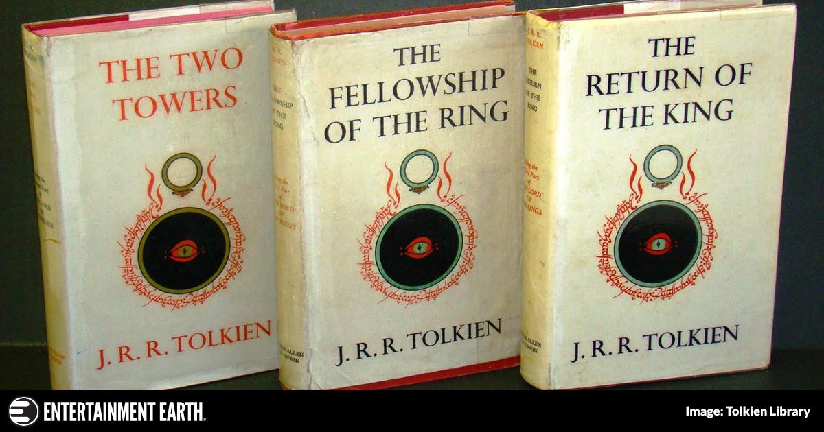 J.R.R. Tolkien Books Pop Culture