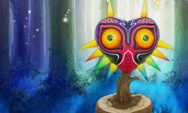 Majora's Mask Comes to Life as a Stunning Replica