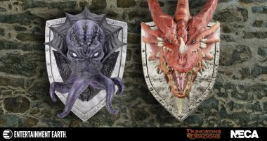 Award Yourself with these D&D Mounted Head Trophies!