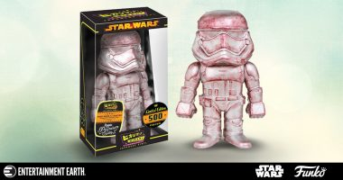 This Limited Edition Stormtrooper Makes a Sandblasted Impression