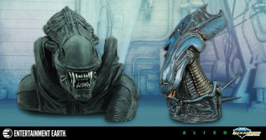 These Alien Bust Banks Will Fiercely Guard Your Coins